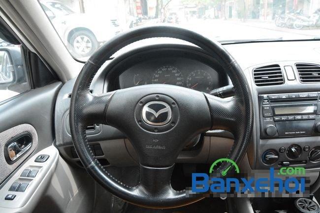 Xe Mazda 323 đời 2004, giá 315tr cần bán -8