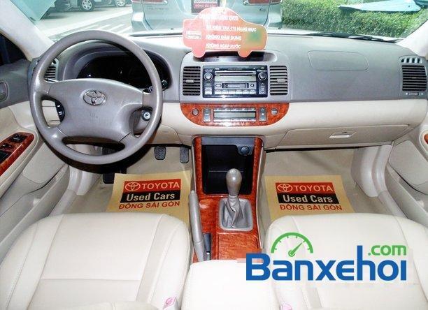 Toyota Used Cars Đông Sài Gòn cần bán Toyota Camry 2.4 G 2005 đã đi 83957 km, giá chỉ 595 triệu-4