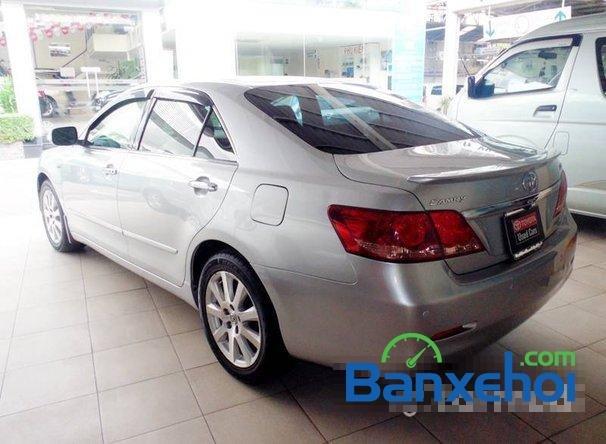 Bán ô tô Toyota Camry 3.5Q đời 2008 đã đi 80522 km, 855tr, LH Toyota Used Cars Đông Sài Gòn-5