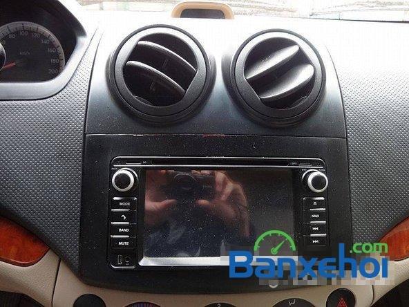 Salon Auto Quốc Toản bán Daewoo Gentra SX sản xuất 2009, màu đen-9