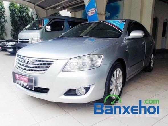 Bán ô tô Toyota Camry 3.5Q đời 2008 đã đi 80522 km, 855tr, LH Toyota Used Cars Đông Sài Gòn-0