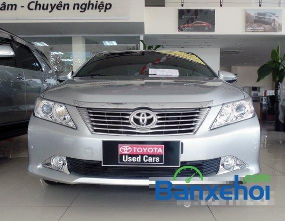 Cần bán lại xe Toyota Camry 2.5 Q đời 2013 đã đi 26850 km nhanh tay liên hệ-0