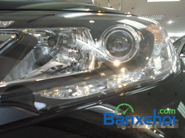 Cần bán xe Honda CR V đời 2014, màu đen, nhập khẩu-2
