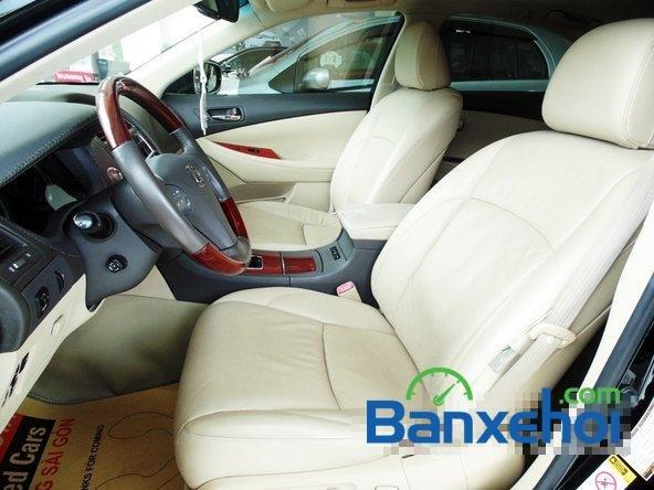 Mình cần bán Lexus ES 350 sản xuất 2006, màu đen đã đi 79952 km-3