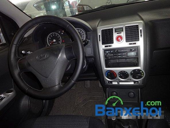 Bán Hyundai Getz đời 2009 giá 300tr-6