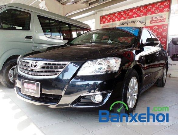 Cần bán xe Toyota Camry 2.4 G sản xuất 2007, màu đen đã đi 169170 km nhanh tay liên hệ-0