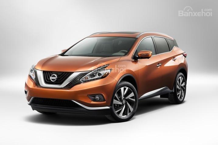 Nissan Murano 2015 được kỳ vọng sẽ giúp Nissan dành ưu thế tại phân khúc đang cạnh tranh rất khốc liệt.