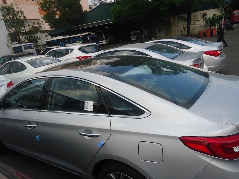 Bán xe Hyundai Sonata 2014, nhập khẩu-4