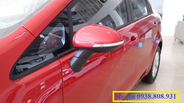 Bán ô tô Kia Rio đời 2015, màu đỏ-3