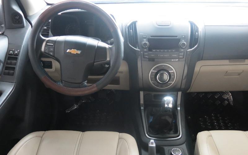 Bán xe Chevrolet Colorado năm 2013, màu bạc-6