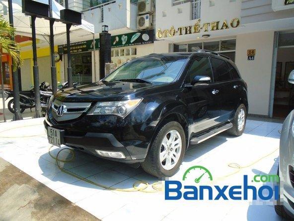 Salon Auto 173 cần bán xe Acura MDX SH-AWD đời 2007, màu đen-2