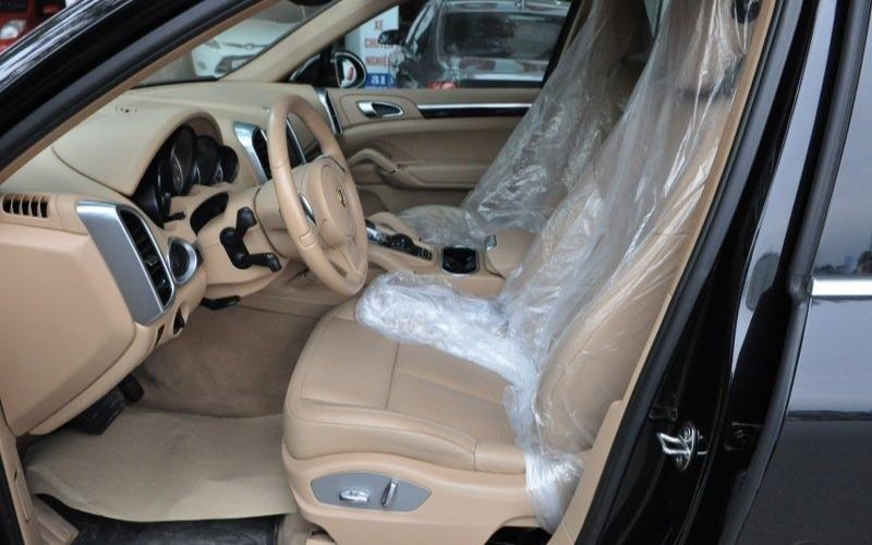 Bán ô tô Porsche Cayenne đời 2011, nhập khẩu nguyên chiếc-4