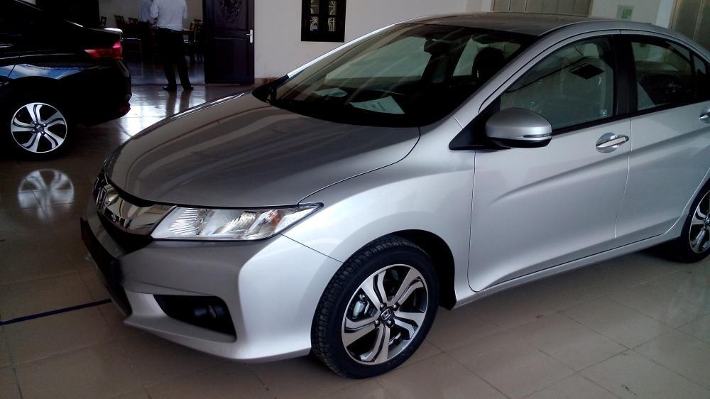 Bán xe Honda City đời 2015, giá 599 triệu, xe đẹp chất lượng-5