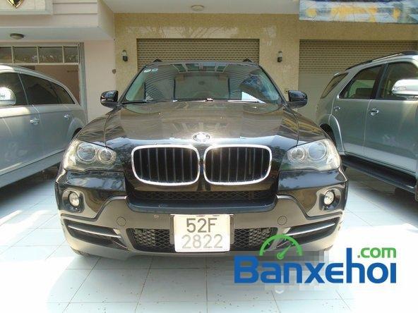 Xe BMW X5 2008, màu đen đã đi 30000 km cần bán -1