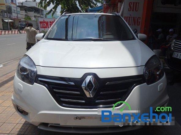 Salon Siu Hùng cần bán Renault Koleos đời 2014, màu trắng-0