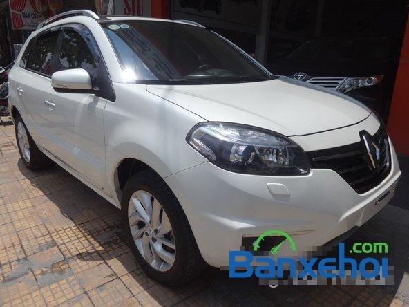 Salon Siu Hùng cần bán Renault Koleos đời 2014, màu trắng-1