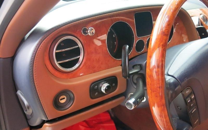 Cần bán Bentley Continental đời 2014, màu đen, nhập khẩu-6