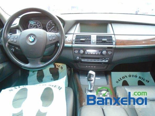 Xe BMW X5 2008, màu đen đã đi 30000 km cần bán -6
