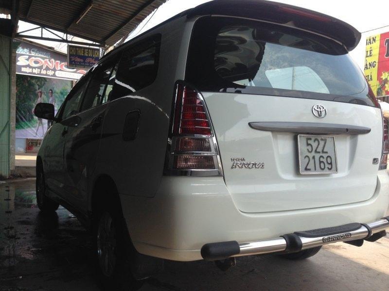 Bán ô tô Toyota Innova 2006, màu trắng -4