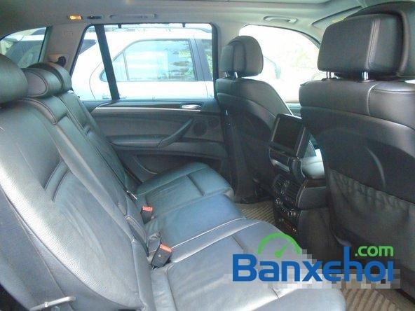Xe BMW X5 2008, màu đen đã đi 30000 km cần bán -9