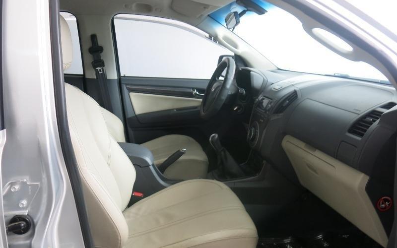 Bán xe Chevrolet Colorado năm 2013, màu bạc-5