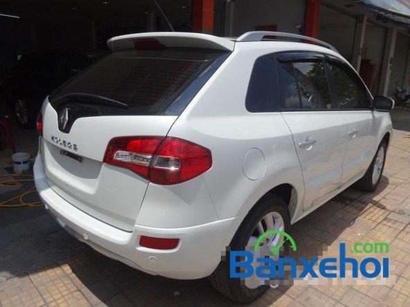 Salon Siu Hùng cần bán Renault Koleos đời 2014, màu trắng-3