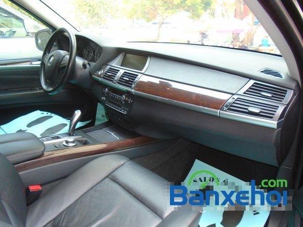 Xe BMW X5 2008, màu đen đã đi 30000 km cần bán -5