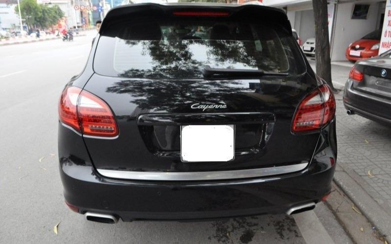 Bán ô tô Porsche Cayenne đời 2011, nhập khẩu nguyên chiếc-8