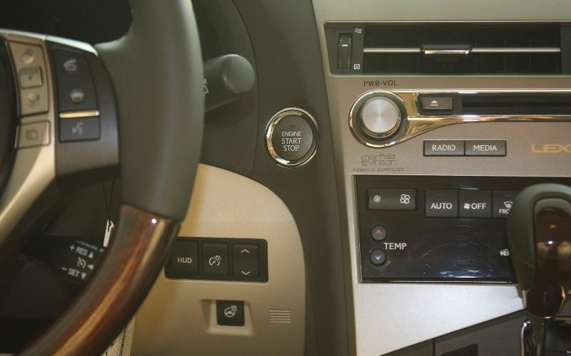 Bán ô tô Lexus RX đời 2014, nhập khẩu chính hãng-7