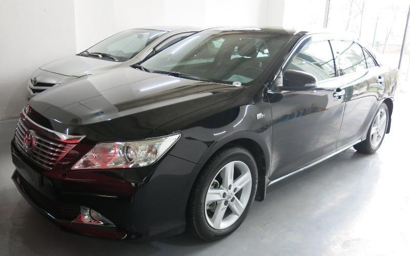 Toyota Camry năm 2013, màu đen, như mới-0