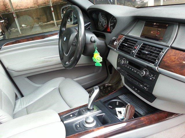 Bán xe BMW X5 đời 2008, màu xám, xe nhập-3