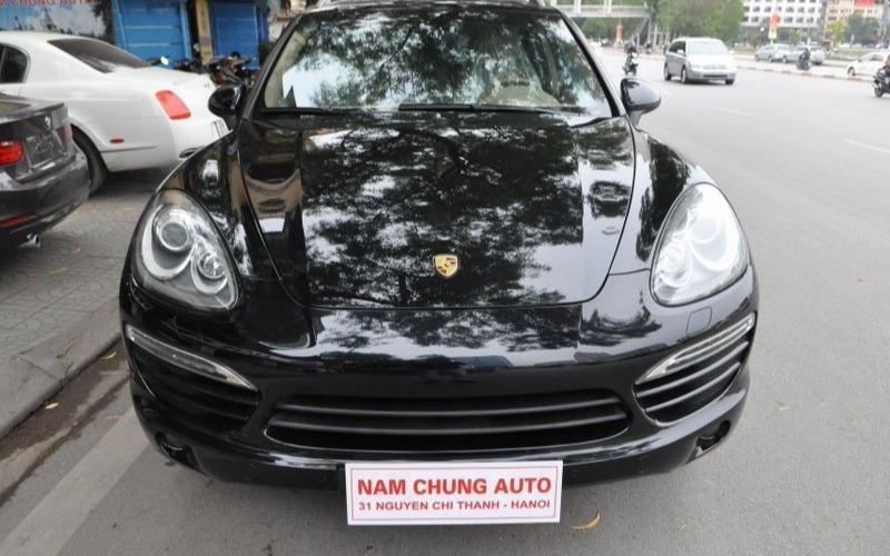 Bán ô tô Porsche Cayenne đời 2011, nhập khẩu nguyên chiếc-0