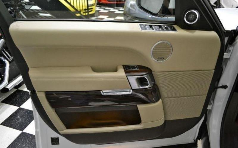 Cần bán lại xe LandRover Range rover đời 2014, màu trắng, nhập khẩu-5