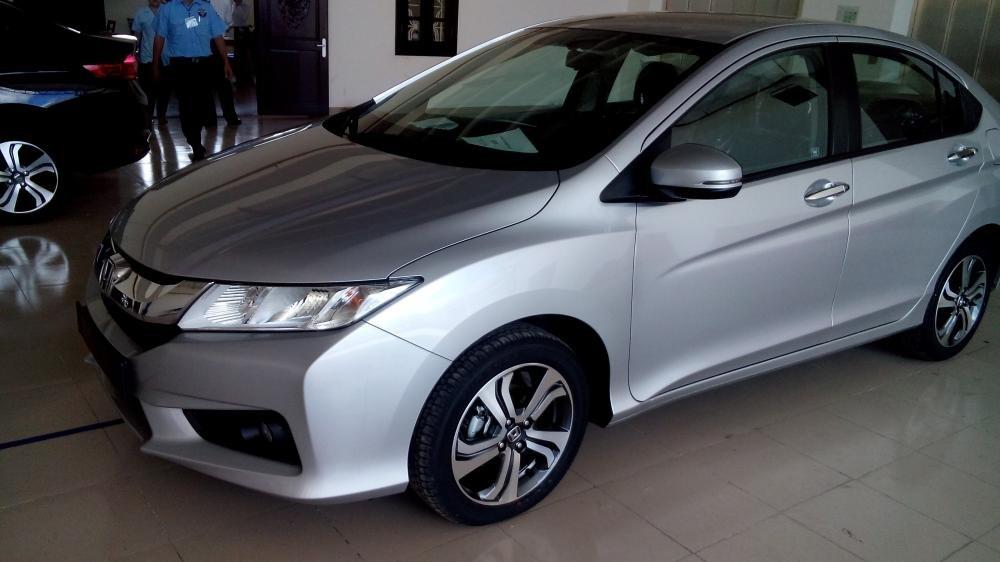 Bán xe Honda City đời 2015, giá 599 triệu, xe đẹp chất lượng-4