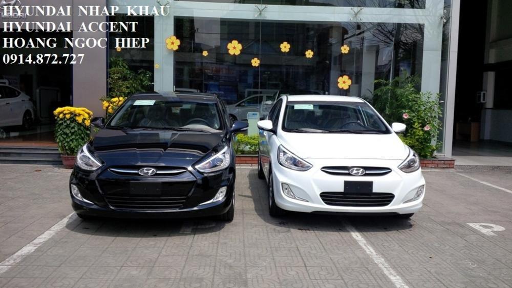 Hyundai Accent đời 2015, nhập khẩu chính hãng, 551 triệu-1