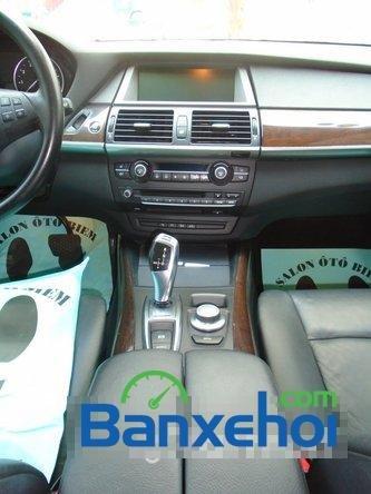 Xe BMW X5 2008, màu đen đã đi 30000 km cần bán -8