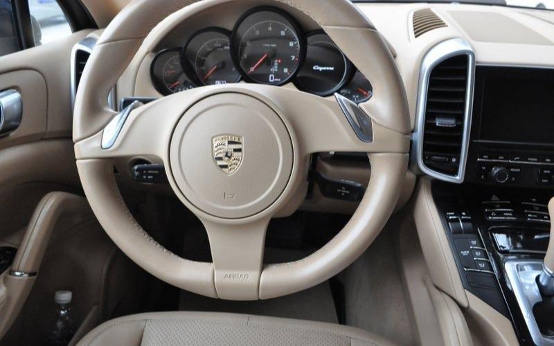 Bán ô tô Porsche Cayenne đời 2011, nhập khẩu nguyên chiếc-7