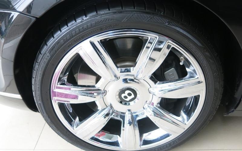 Cần bán Bentley Continental đời 2014, màu đen, nhập khẩu-2