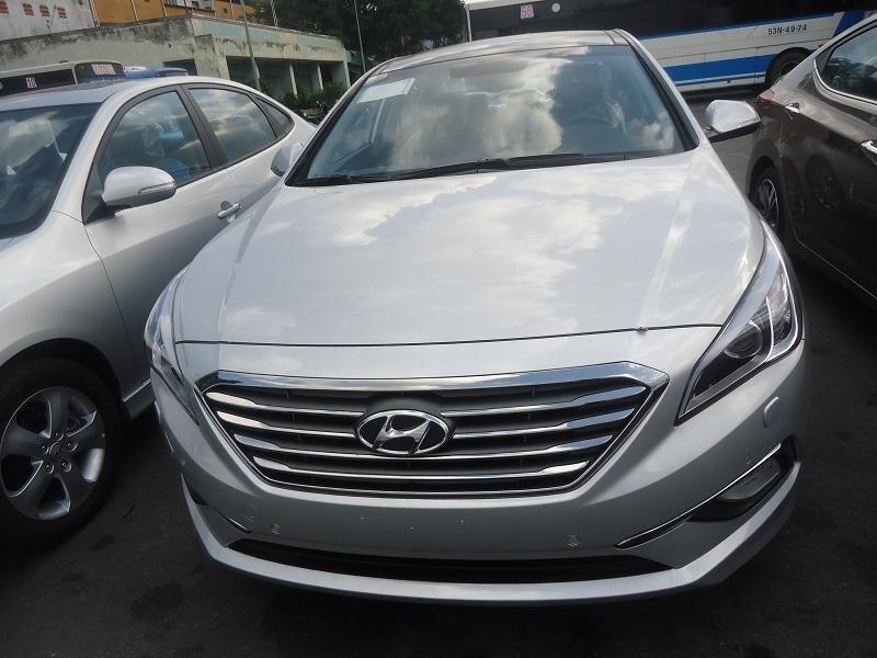 Bán xe Hyundai Sonata 2014, nhập khẩu-0