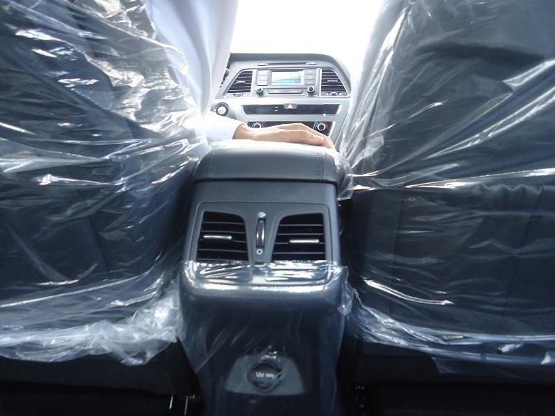 Bán xe Hyundai Sonata 2014, nhập khẩu-9