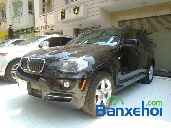 Xe BMW X5 2008, màu đen đã đi 30000 km cần bán -0