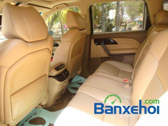 Salon Auto 173 cần bán xe Acura MDX SH-AWD đời 2007, màu đen-8