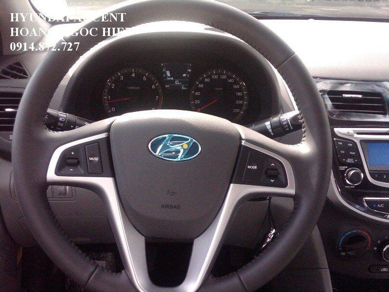 Hyundai Accent đời 2015, nhập khẩu chính hãng, 551 triệu-5