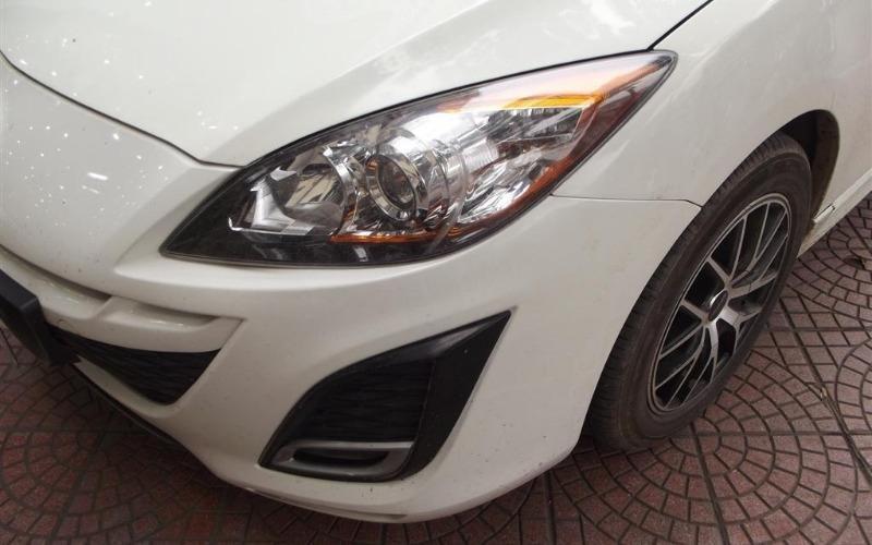 Nam Chung Auto cần bán Mazda 2 năm 2010, màu trắng, nhập khẩu-2