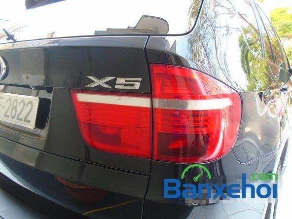 Xe BMW X5 2008, màu đen đã đi 30000 km cần bán -4