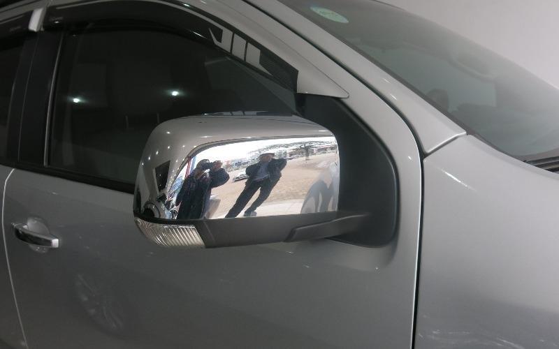Bán xe Chevrolet Colorado năm 2013, màu bạc-3