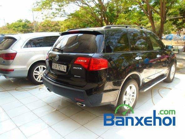 Salon Auto 173 cần bán xe Acura MDX SH-AWD đời 2007, màu đen-3