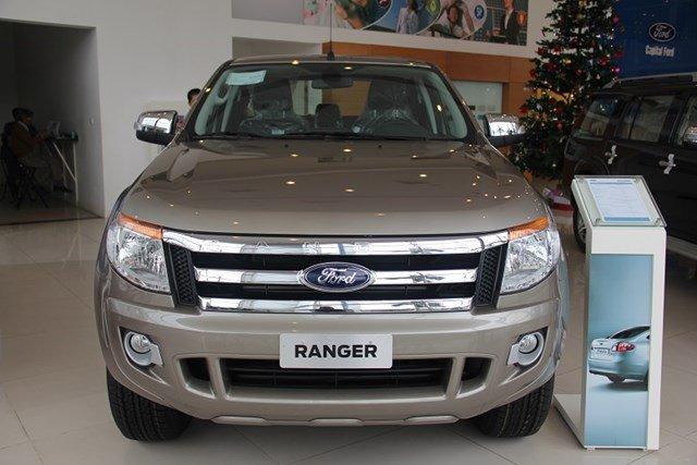 Bán xe Ford Ranger đời 2015, xe đẹp-1