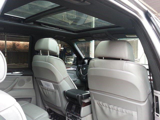 Bán xe BMW X5 đời 2008, màu xám, xe nhập-4
