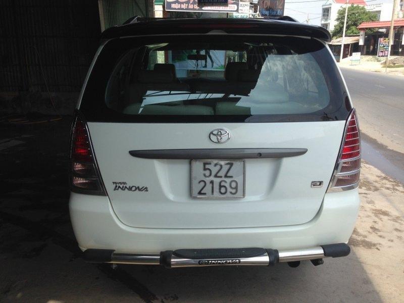 Bán ô tô Toyota Innova 2006, màu trắng -3